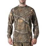 Walls Men's Long Sleeve Camo Pocket T-shirt - view number 1