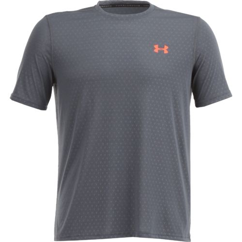 Under Armour Men's Threadborne Siro Embossed Short Sleeve T-shirt