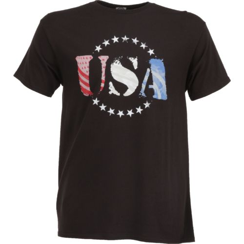 Academy Sports + Outdoors Men's USA Stars T-shirt