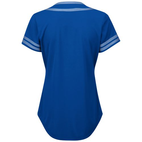Majestic Women's Kansas City Royals Absolute Victory Jersey - view number 2