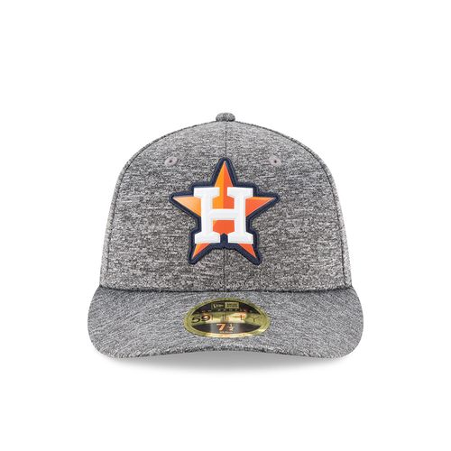 New Era Men's Houston Astros Bevel Team Low-Profile 59FIFTY Cap - view number 6