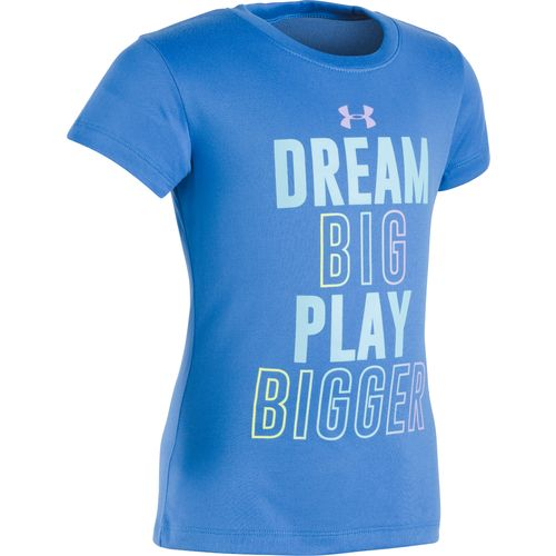 Under Armour Girls' Dream Big T-shirt