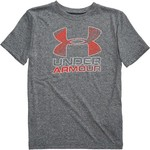 Under Armour Boys' Big Logo Hybrid T-shirt - view number 4