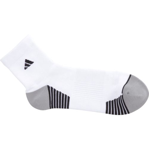 adidas Men's Superlite Speed Mesh Quarter Socks - view number 3
