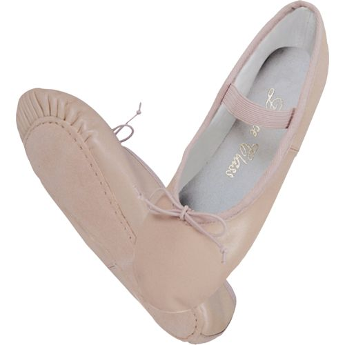 Dance Class Toddler Girls' Leather Ballet Shoes - view number 1