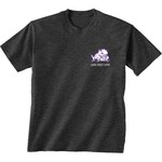 New World Graphics Men's Texas Christian University Flag Glory T-shirt - view number 2