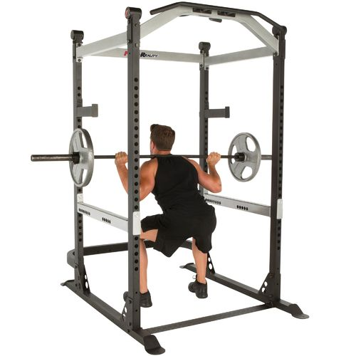 Fitness Reality X-Class Light Commercial High Capacity Olympic Power Cage - view number 2