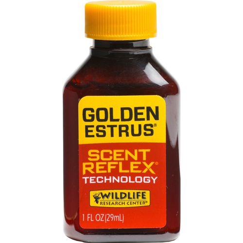 Wildlife Research Center Golden Estrus with Scent Reflex Technology 1 fl oz Attractant