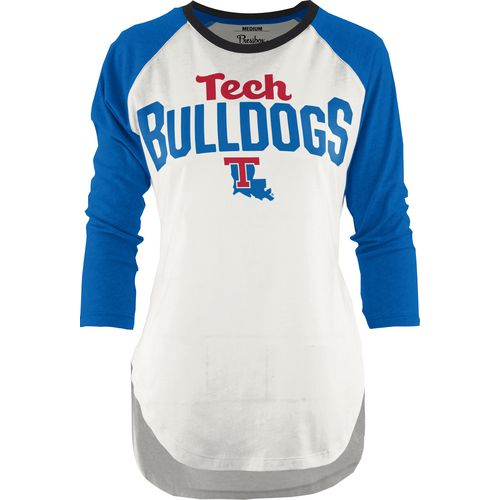 Three Squared Juniors' Louisiana Tech University Quin T-shirt