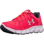 Under Armour Girls' Grade School UA Micro G Assert 6 Running Shoes - view number 2