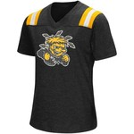 Colosseum Athletics Girls' Wichita State University Rugby Short Sleeve T-shirt - view number 1