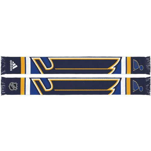 adidas Men's St. Louis Blues Scarf