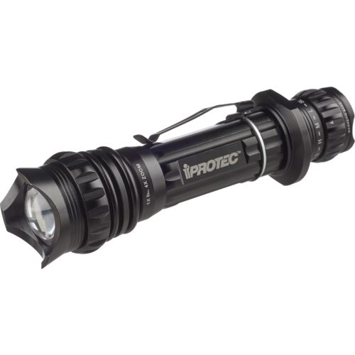 Display product reviews for iProtec Outdoorsmen RC380 Pro Lite Rechargeable Flashlight with Powerbank