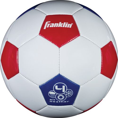 Franklin USA Size 4 Soccer Ball - view number 1