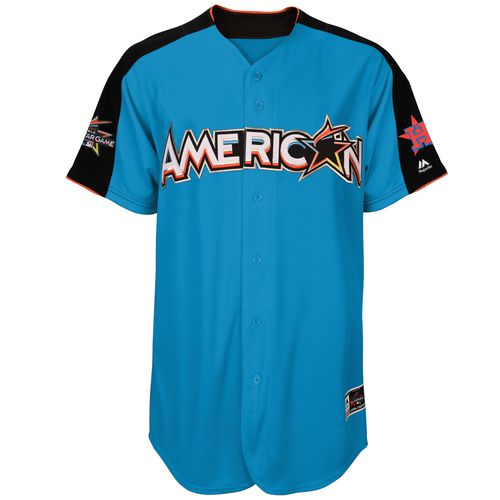 Majestic Men's Houston Astros Jose Altuve 27 All-Star Game Homerun Derby Jersey