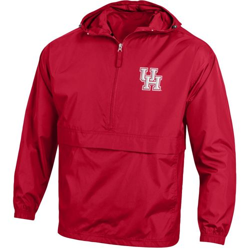 Champion Men's University of Houston Pack and Go Jacket