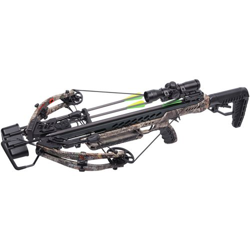 Crosman Gladiator Whisper 405 Crossbow Package
