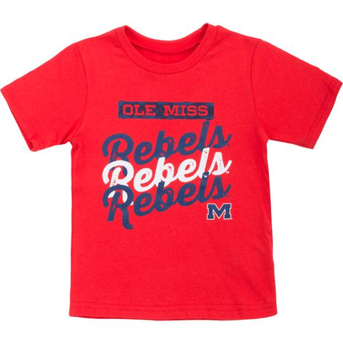 Gen2 Toddlers' University of Mississippi Watermarked T-shirt