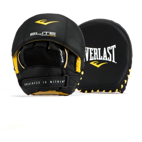 Everlast Elite Leather Mini Mitts