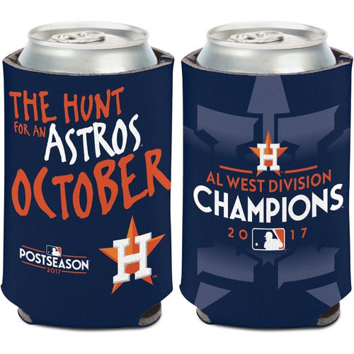 WinCraft Astros Hunt for October Division Champ '17 Can Cooler