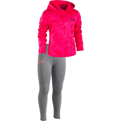 Under Armour Girls' Painted Streaks Hoodie Set