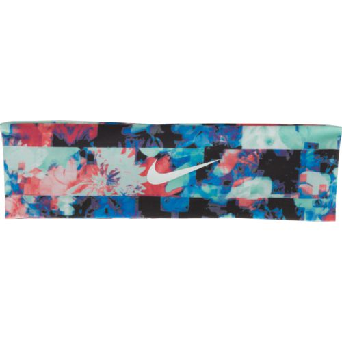 Nike Girls' Printed Fury 2.0 Headband