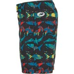 O'Rageous Boys' Palm Shark Printed Boardshorts - view number 4