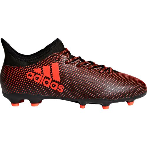 adidas Boys' X 17.3 Firm Ground Soccer Cleats