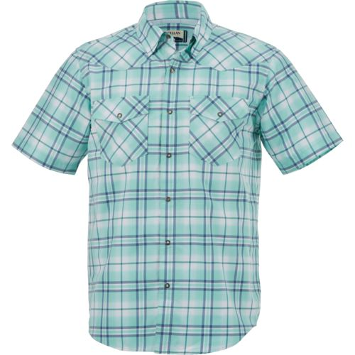 Magellan Outdoors Men's Pecos Ridge Short Sleeve Shirt