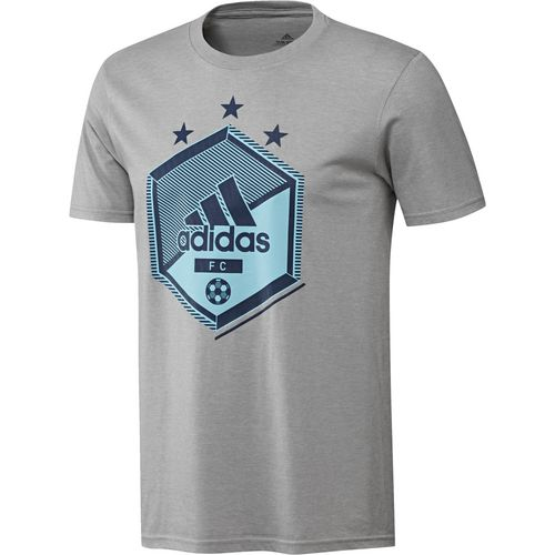 adidas Men's Soccer Shield T-shirt - view number 1