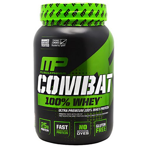 Display product reviews for MusclePharm Combat Powder