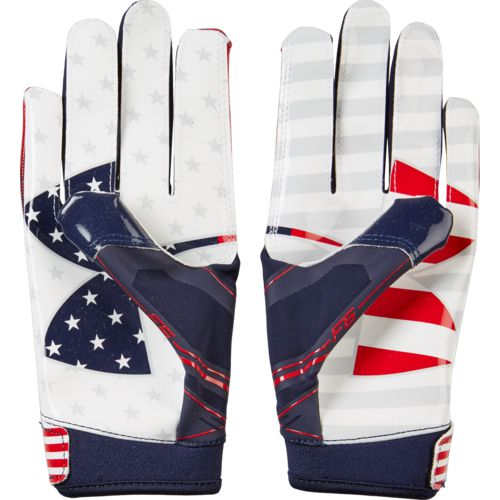 Under Armour Boys' F6 LE Football Gloves
