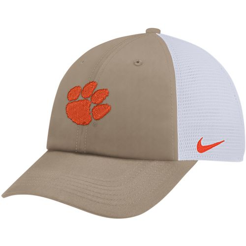 Nike Men's Clemson University Heritage86 Adjustable Trucker Cap