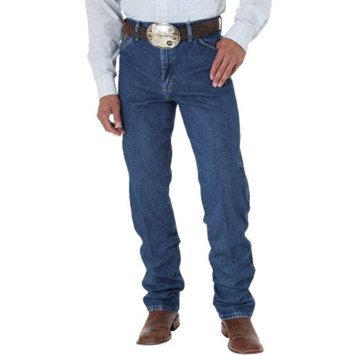 Wrangler Men's George Strait Original Fit Jean