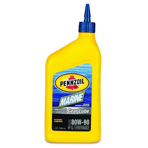 Pennzoil Marine High-Viscosity Lower Unit Gear Lubricant