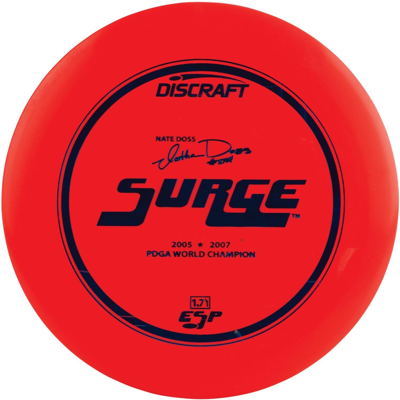 Discraft Nate Doss Signature Surge™ ESP Disc Golf Driver