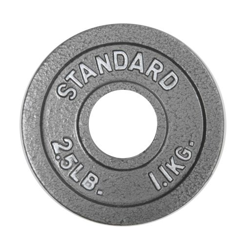 Display product reviews for CAP Barbell Slim-Line 2.5 lb. Olympic Plate