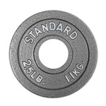 CAP Barbell Slim-Line 2.5 lb. Olympic Plate - view number 1