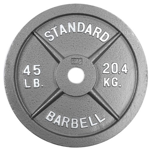 Display product reviews for CAP Barbell 45 lb. Olympic Plate