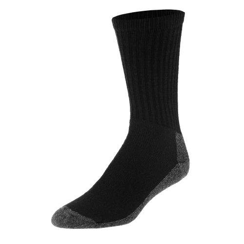 Wigwam Adults' At Work Crew Socks 3-Pack