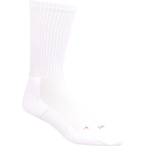 Nike Men's Dri-FIT Half-Cushion Crew Socks 3 Pack - view number 1