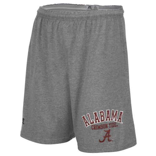 Russell Athletic™ Men's Basic Lightweights Alabama Cotton Short