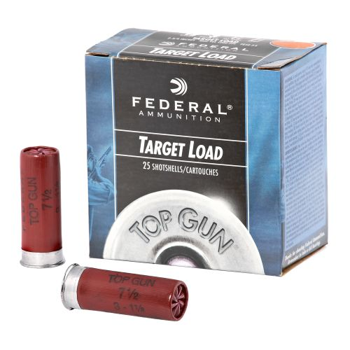 Display product reviews for Federal® Top Gun 12 Gauge Shotshells