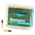 Remington Target .22 LR 40-Grain Rimfire Rifle Ammunition