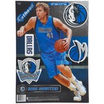 Fathead Dirk Nowitzki Player Teammate Wall Graphic