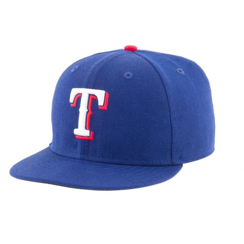 New Era Youths' Texas Rangers 59FIFTY Baseball Cap