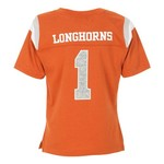 Nike Girls' University of Texas Football Replica T-shirt
