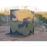 Atascosa Wildlife Supply Corporate Blind Ground Blind
