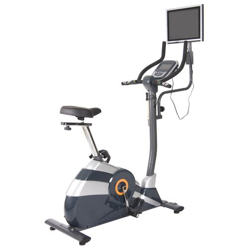 Game Rider Deluxe Exercise Bike with LCD TV