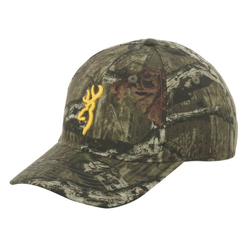 Image for Browning Kids' Rimfire Camo Cap from Academy